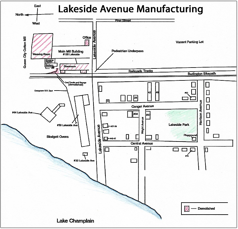 Lakeside Avenue Manufacturing By Kyle Obenauer