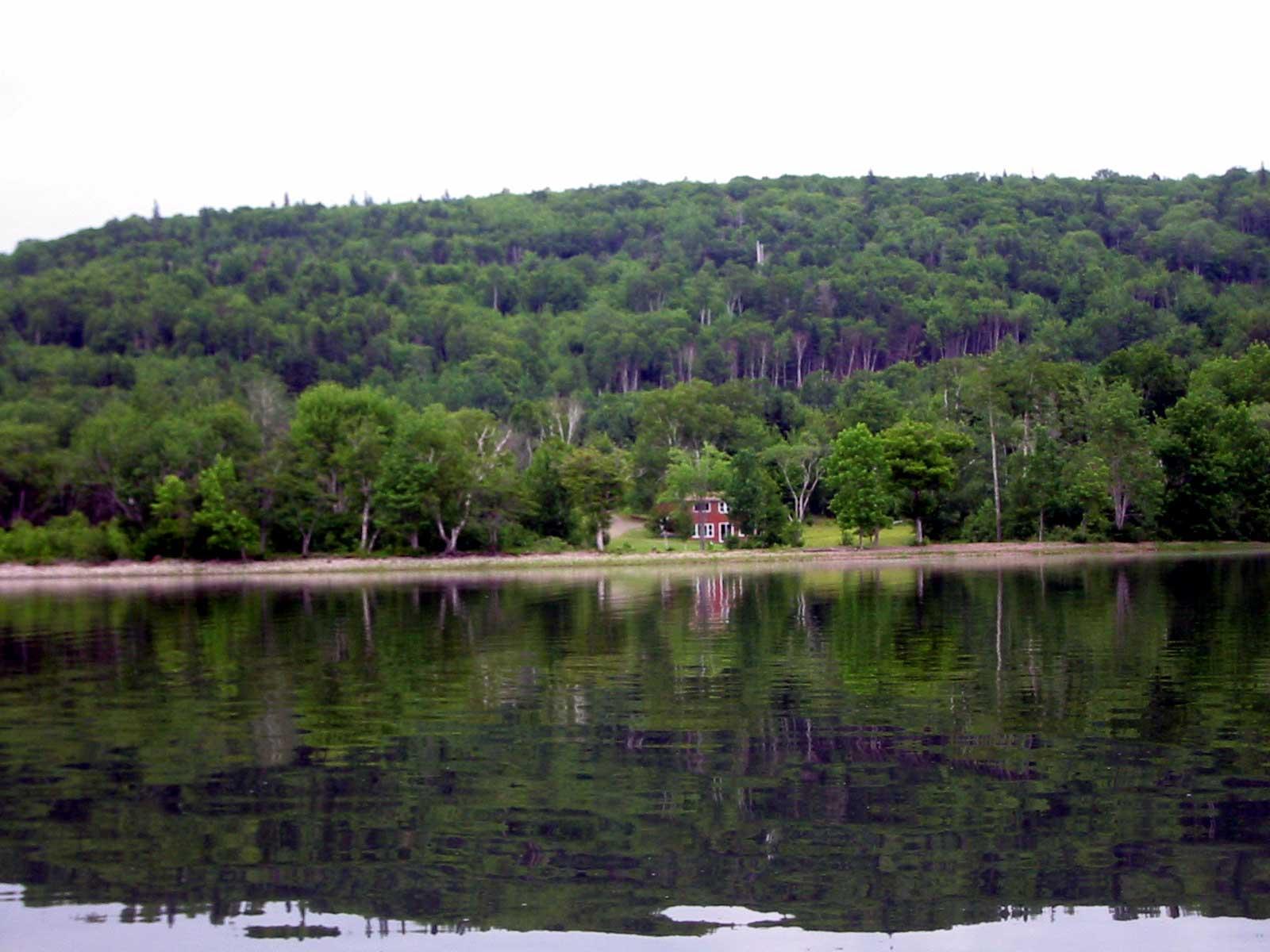 Cape Breton Lake Ainslie