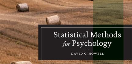Statistical Methods for Psychology--Index page