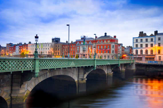 Dublin, Ireland Summer Study Abroad Program for High School Students.