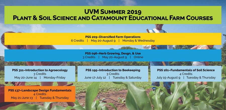 Catamount Farm 2019