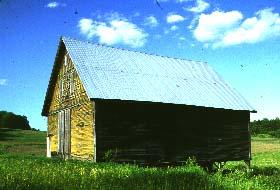 Attractive Yankee Barn (Kent Barn) in Calais, Vermont
